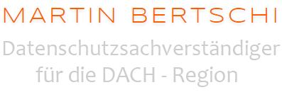 Martin Bertschi - DACH - Datenschutz